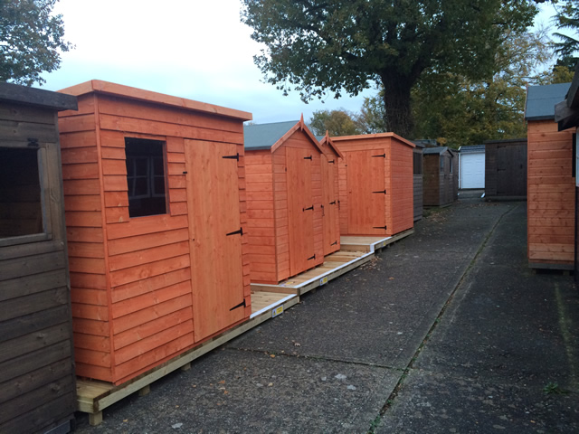 Cousins Storage Sheds for 2018