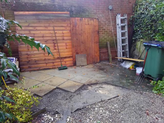 Mead Garden Building Survey Image