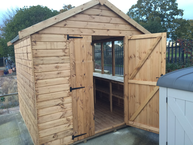 Regency Kew 8 x8 Potting Shed