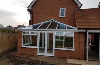 Sutton Livin Room Conservatory Completed