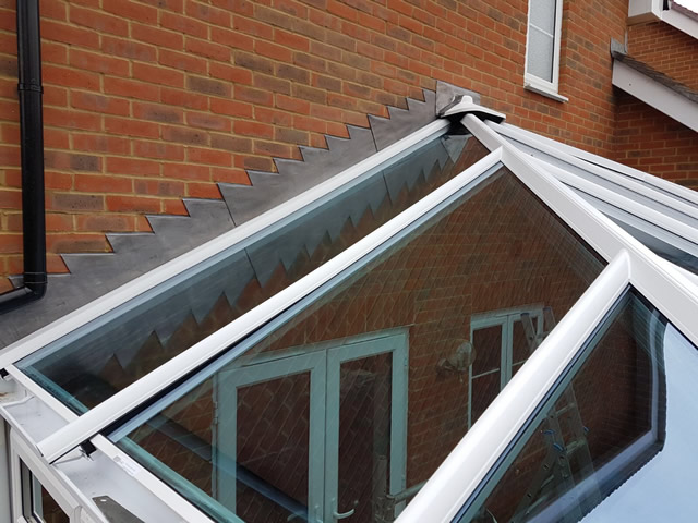 Sutton Livin Room Conservatory Roof External