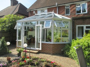 Arnold Parallel Victorian Conservatory