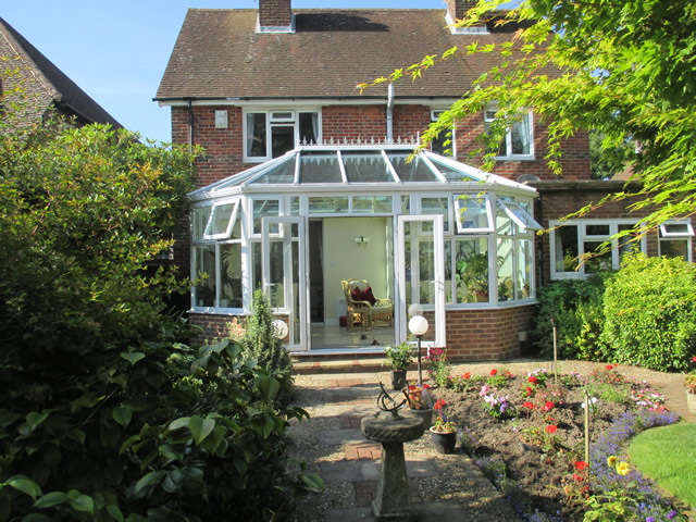 Arnold Parallel Victorian Conservatory Hancross West Sussex