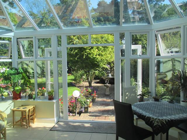 Arnold Parallel Victorian Conservatory Interior