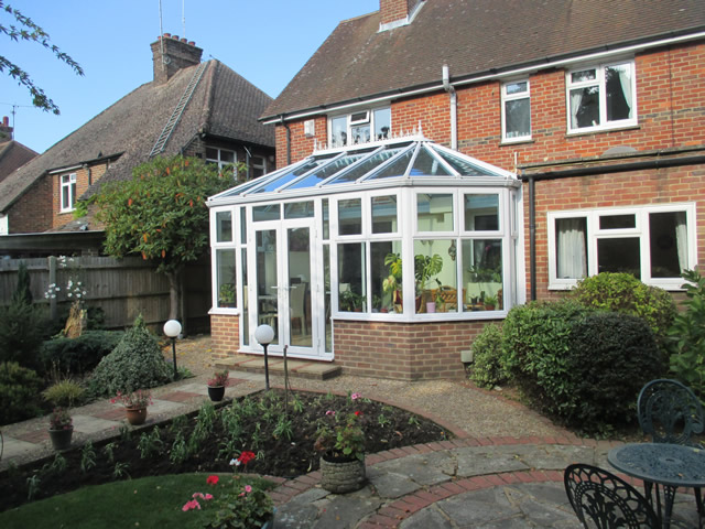 Arnold Victorian Conservatory Design and Installation