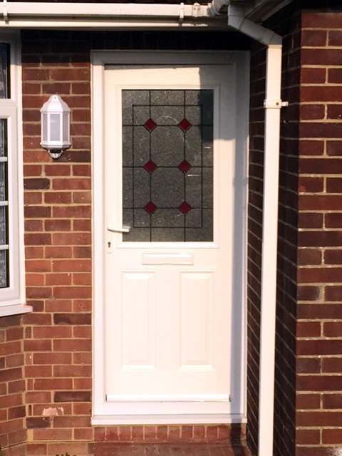 Peate Replacement PVCU Font Door Horsham