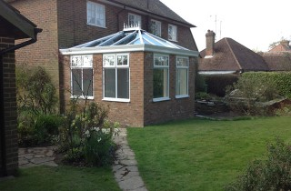 Amos Liv-in Room Conservatory Extension Horsham