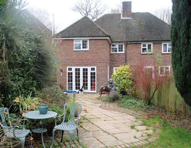 Bloxham Conservatory Survey Picture
