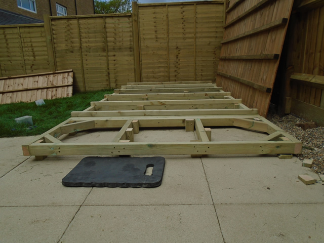 Chinn Timber Base from Toolstore End