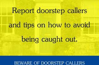 doorstep callers