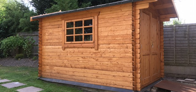 Northam Log Cabin