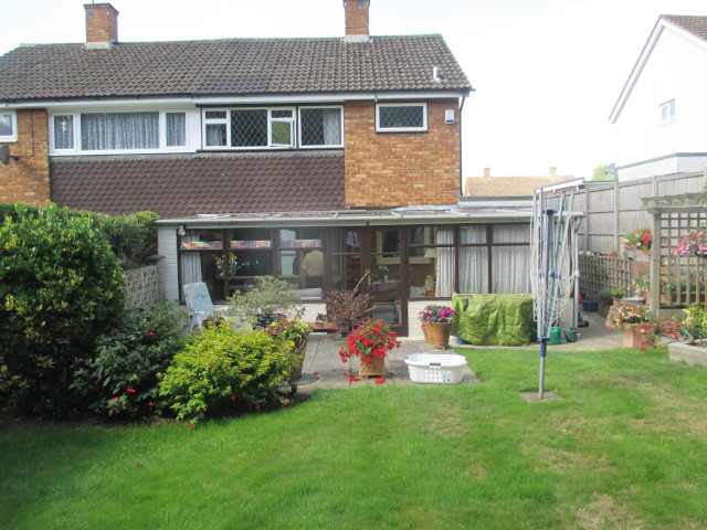 Harvey New Conservatory Survey Picture