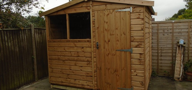Seales 8x6 Ultra Shed