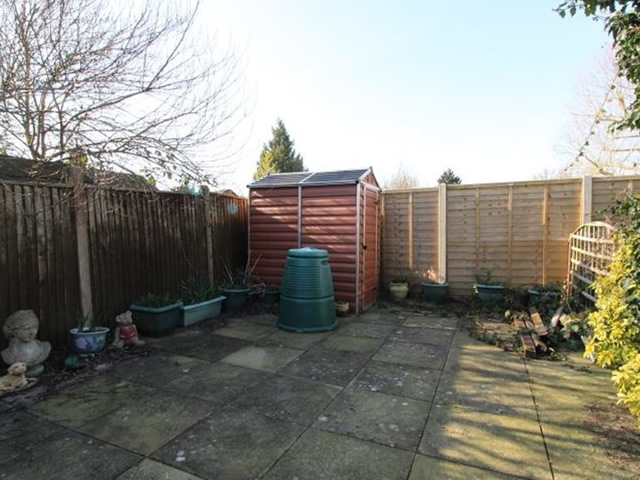 Seales Garden Building Survey Picture