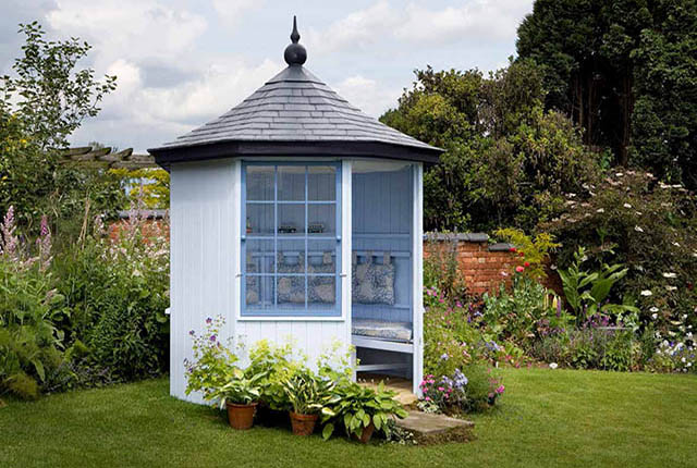 Scotts of Thrapston Balmoral Summerhouse