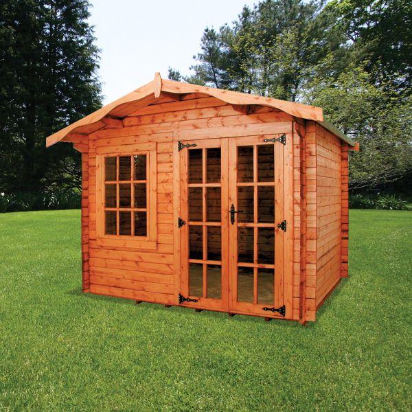 Albany Charnwood A Log Cabin