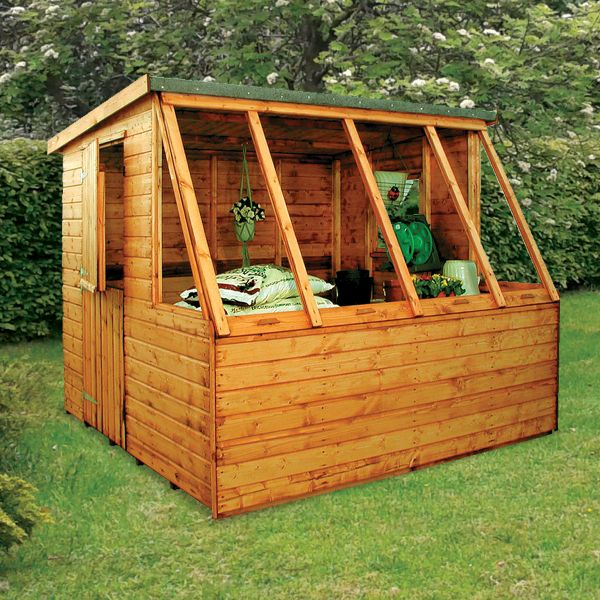 Albany Dual Shed