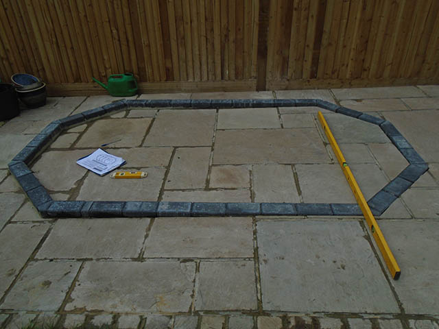 Popplestone Brick Course Base