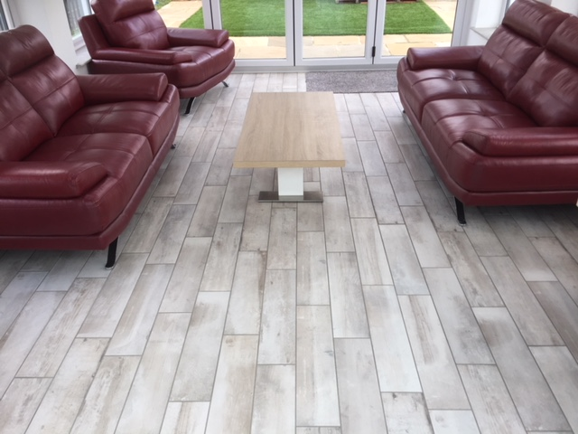 New Conservatory Tile Options