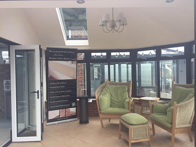 UltraRoof380 Conservatory Interior