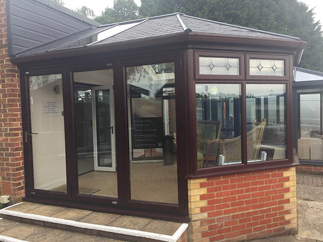 UltraRoof380 Display Conservatory