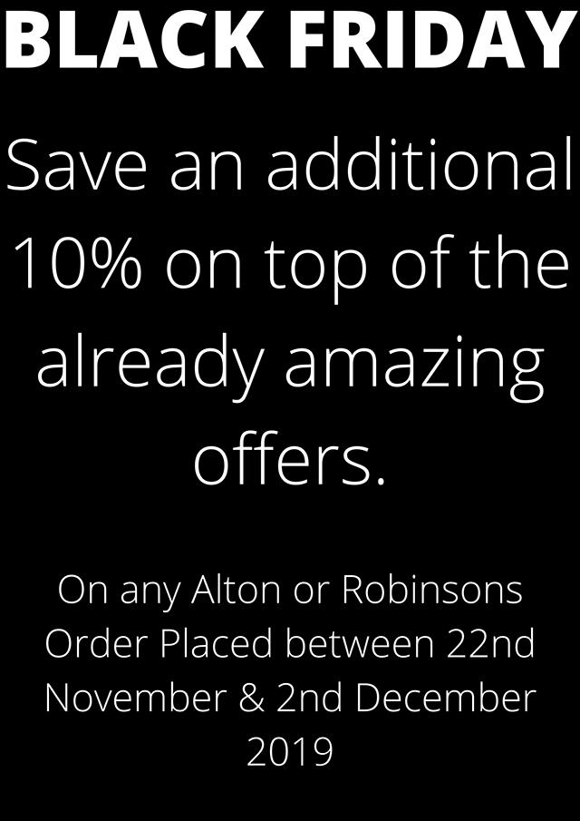 Black Friday Alton Robinsons