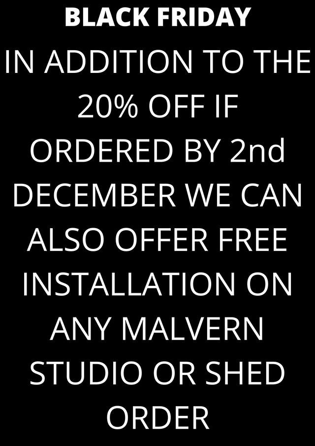 Black Friday Malvern