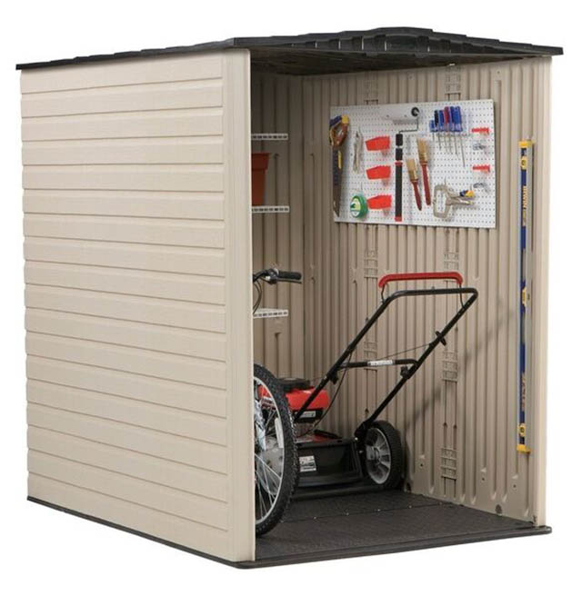 Rubbermaid 5x6 Shed