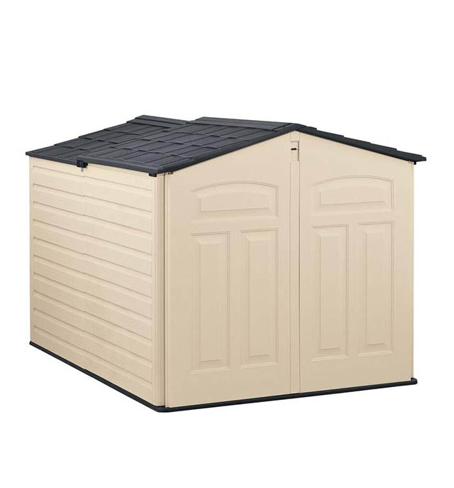 Rubbermaid 5x6 Sliding Roof Shed