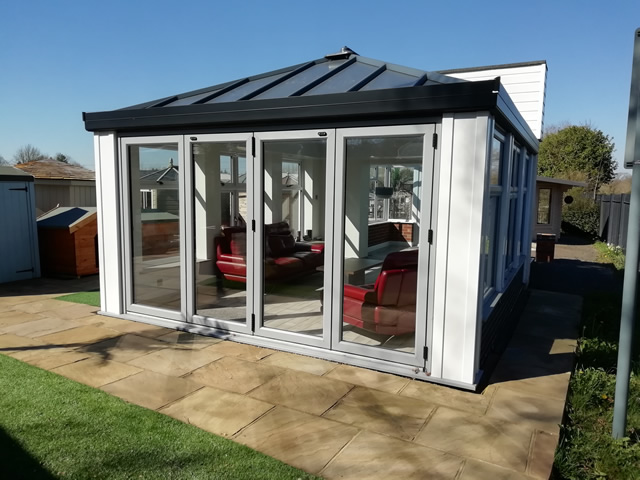 Loggia Livin Roof Extension 5.5m x 4.5m March 2020