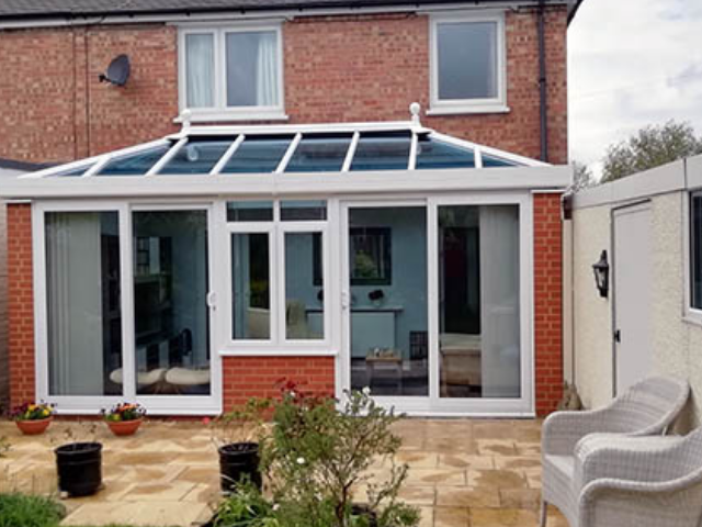 Activ Glass Roof - Cousins Conservatories