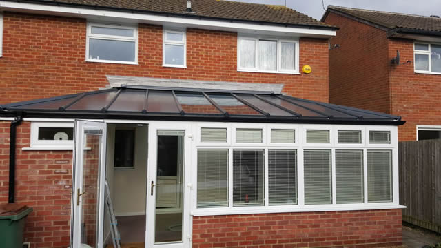 LivinRoof Conservatory Project in Horsham West Sussex - Wright
