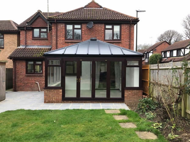LivinRoof - Cousins Conservatories