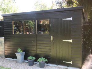 Notton 12x8 Black - Egan