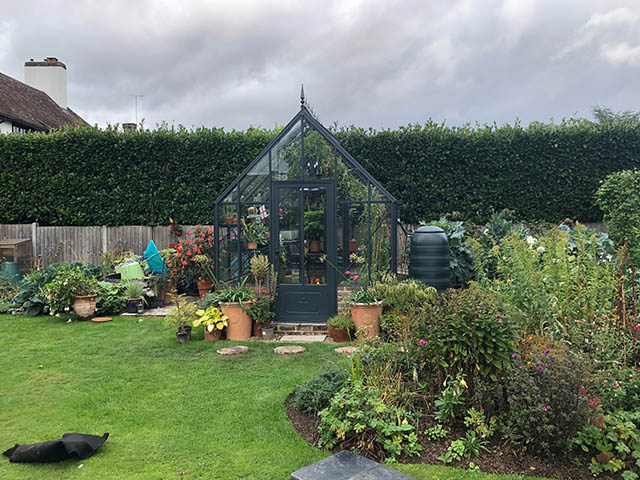 Robinsons Rushmore Greenhouse in Anthracite