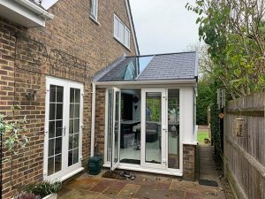 UltraRoof380 Tiled Roof Conservatory in Beare Green Surrey