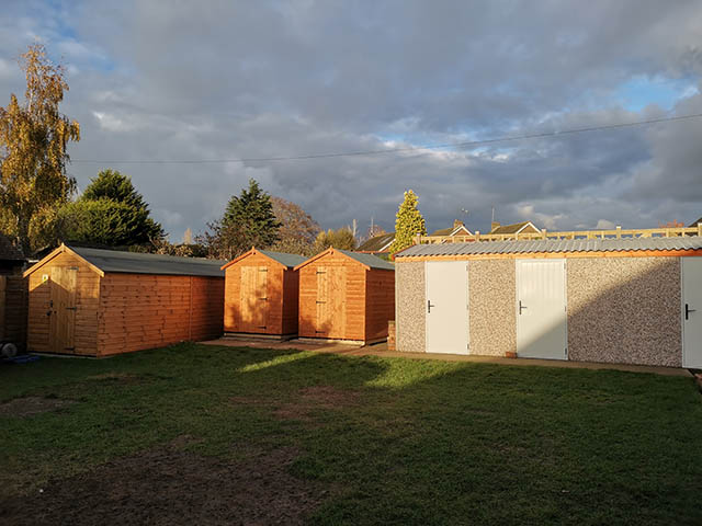 Guide Hall Storage Buildings - Horsham Guides