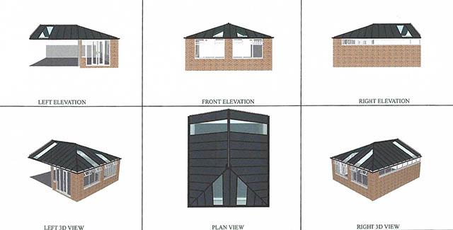 Jende 6 View Conservatory Design