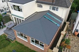 Large UltraTile380 Conservatory Style Extension in Horsham West Sussex 8
