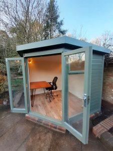 Malvern Corner Studio Summerhouse - Livesey