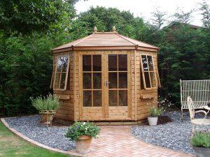 Regency Summerhouse Installation Nameless