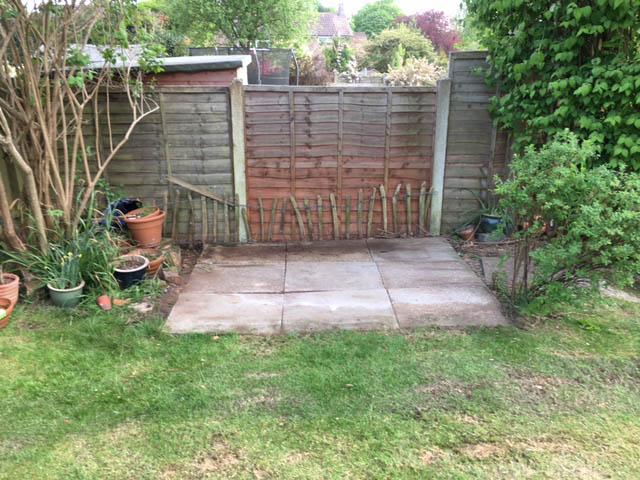 Garden Building Survey Picture - Gunning