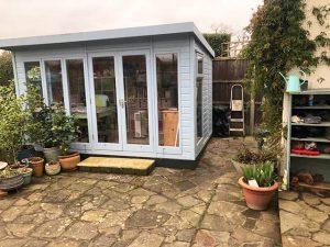 Malvern Studio Pent Summerhouse - Goodship