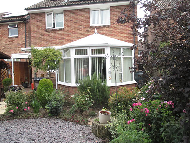 Conservatory Roof Replacement Survey Picture - Jackson