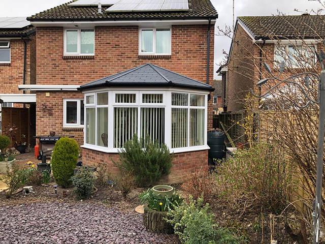 Conservatory Roof Replacement in Broadbridge Heath - Jackson