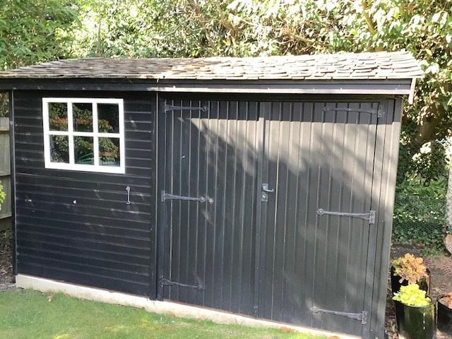 Malvern Reverse Apex Workshop Installation in Horsham West Sussex - Hornsby