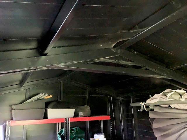 Malvern Reverse Apex Workshop Interior - Hornsby