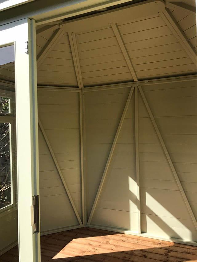 Regency Wingrove 8x6 Summerhouse Internal Picture - Stafford