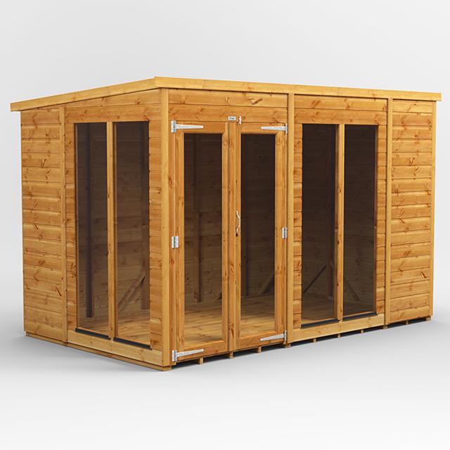 10x6 Summerhouse Pent