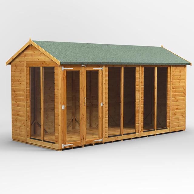 14x6 Summerhouse Apex